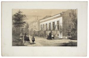 Vogelgalerijen en plantenhuis
