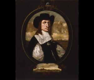 Portret van Cornelis van Steenwyck (1626-1684)
