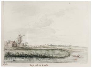 De Vechtmolen bij Zwolle