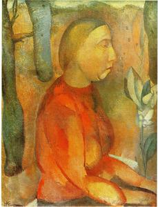 Portret van Jo Kruyder