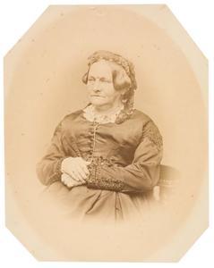 Portret van Juliana Louisa Lenssen (1799-1883)