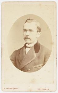 Portret van August van Rijckevorsel (1846-1917)