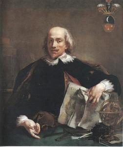 Portret van graaf Gaspare Campo