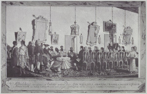Portret van Iman Willem Falck (1736-1785)