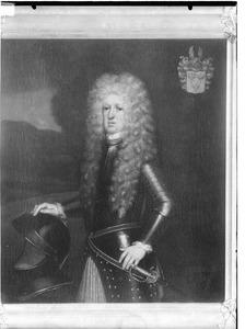 Portret van Borchard Gooswijn Heijdenrijk van Coeverden ( -1710)
