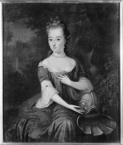 Portret van Mary Bentinck (1679-1728)