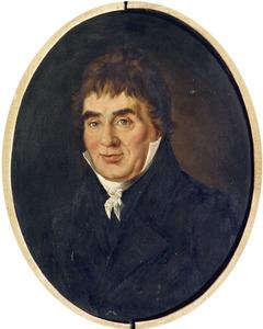 Portret van Gerhardus Blaaubeen (1766-1843)