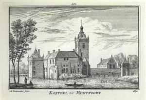 Kasteel Montfoort te Montfoort
