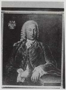 Portret van Adriaan Bouricius (1714-1787)