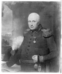 Portret van Johan Hendrik Voet (1758-1832)