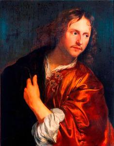 Portret van Adam Pijnacker (1620/22-1673 )