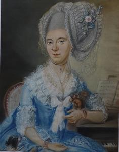 Portret van Helena Clara Crayevelt (1755-....)