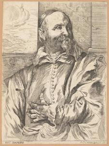 Portret van Jan Snellinck (....-1658)