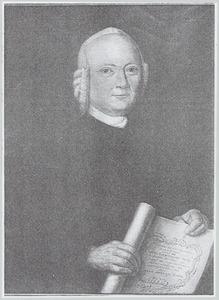 Portret van Agge Roskam Kool (1714-1789)
