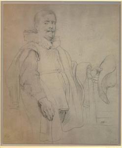 Studie van Peter van Hecke (1591-1645)