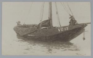 Zeilboot uit Veere