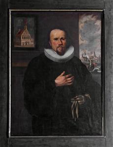 Portret van Thomas Hopfer (1618-1678)