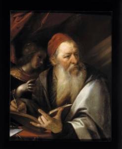Evangelist Mattheus