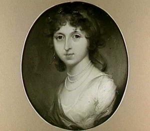 Portret van Hester van Poeliën (1783-1815)