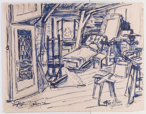 Atelier Galerij 28 (authentiek)