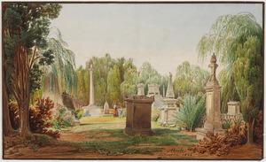 De Engelse begraafplaats in Livorno