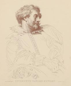 Portret van Hubrecht van den Eynde (1594-....)
