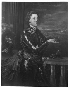 Portret van Charles Lonque (1653-1715)