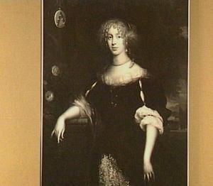 Portret van Catharina Parmentier (1645-1703)