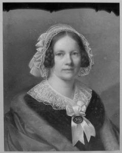 Portret van Henriette Jacoba Taets van Amerongen (1793-1872)