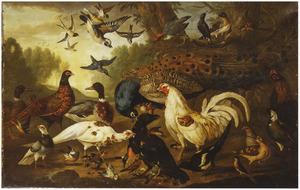 De ijdele kraai en zijn geleende veren (Aesopus)