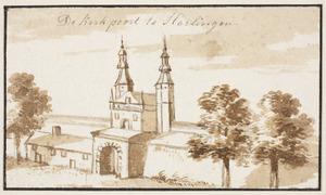 De Kerkpoort in Harlingen