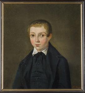 Portret van Henricus Arnoldus van Marle (1827-1900)
