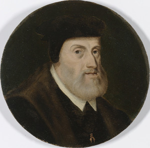 Portret van Karel V (1500-1558)