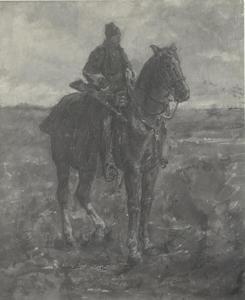 Officier te paard