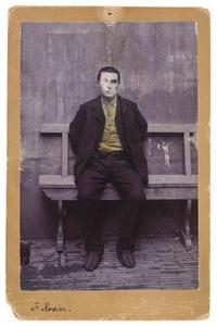 Portret van Franciscus Hendricus Rosier (...-...)