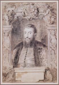 Portret van Krzystof Opalinkski (1609-1655)