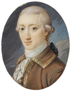 Portret van Cornelis Ascanius van Sypesteyn (1753-1797)