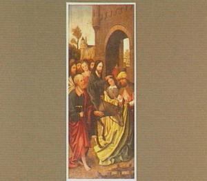 De intocht in Jeruzalem (Joh. 12:12-19)