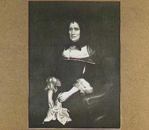 Portret van Lady William Dugdale