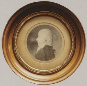 Portret van Jean Paulus Gildemeester (1767-1808)