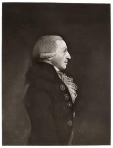 Portret van Gerrit Blaauw ( -1825)