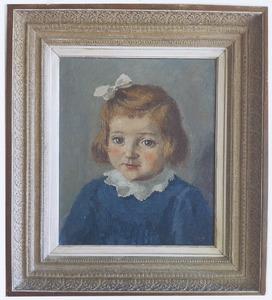 Portret van Margaret Louise Gentis (geb.1946)