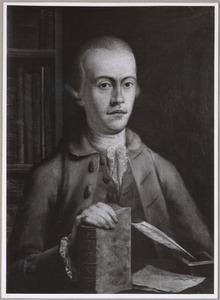 Portret van Christiaan Nieuwenhuys (1745-1814)