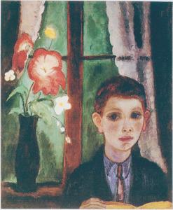 Portret van Jan van der Vuurst de Vries jr. (1907-....)