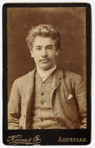 Portret van Frank Karel van Lennep (1865-1928)