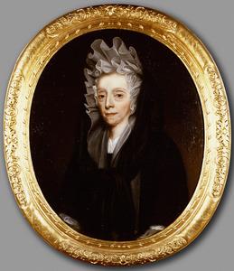 Portret van een vrouw, waarschijnlijk Dina van der Mast ( -1726)
