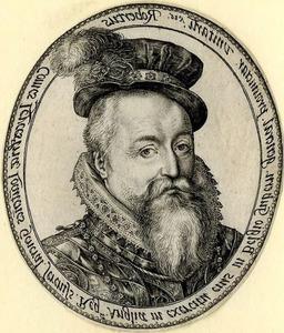 Portret van Robert Dudley (1532-1588)