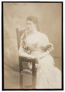 Portret van Anna Agatha Geertruida Gevaerts (1873-1941)