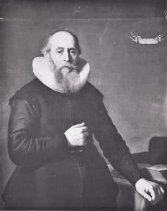 Portret van Herman Dirksz. van de Kolck