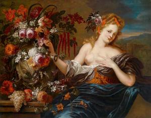Flora, een allegorie van de lente